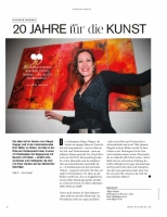 Allegra Wagner in der Grazetta 2020